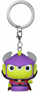 Llavero Funko POP de Alien Zurg de Toy Story - Los mejores llaveros FUNKO POP de Toy Story de Disney - Keychain FUNKO POP