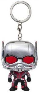 Llavero Funko POP de Antman en Civil War - Los mejores llaveros FUNKO POP de Antman y la Avispa de Marvel - Keychain FUNKO POP