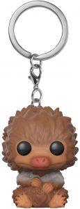 Llavero Funko POP de Baby Niffler marrón de Animales fantásticos y donde encontrarlos - Los mejores llaveros FUNKO POP de Animales fantásticos y donde encontrarlos - Keychain FUNKO POP