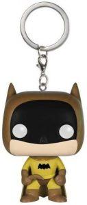 Llavero Funko POP de Batman 75 Aniversario - Los mejores llaveros FUNKO POP de Batman de DC - Keychain FUNKO POP