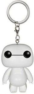 Llavero Funko POP de Baymax de Big Hero 6 - Los mejores llaveros FUNKO POP de Big Hero 6 de Disney - Keychain FUNKO POP