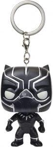 Llavero Funko POP de Black Panther clásico - Los mejores llaveros FUNKO POP de Black Panther de Marvel - Keychain FUNKO POP