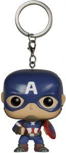 Llavero Funko POP de Capitán América Age of Ultron - Los mejores llaveros FUNKO POP de Capitán América de Marvel - Keychain FUNKO POP