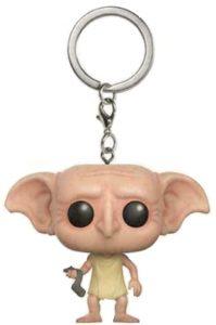 Llavero Funko POP de Dobby - Los mejores llaveros FUNKO POP de Harry Potter - Keychain FUNKO POP