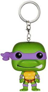 Llavero Funko POP de Donatello - Los mejores llaveros FUNKO POP de las tortugas ninja - Keychain FUNKO POP