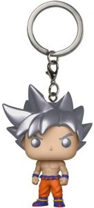 Llavero Funko POP de Goku Ultra Instinto de Dragon Ball Z - Los mejores llaveros FUNKO POP de Dragon Ball Z - Keychain FUNKO POP