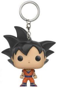 Llavero Funko POP de Goku de Dragon Ball Z - Los mejores llaveros FUNKO POP de Dragon Ball Z - Keychain FUNKO POP