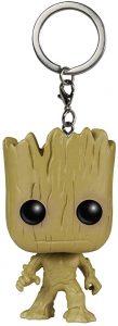 Llavero Funko POP de Groot de Guardianes de la Galaxia - Los mejores llaveros FUNKO POP de Groot de Marvel - Keychain FUNKO POP