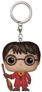 Llavero Funko POP de Harry Potter Quidditch clásico - Los mejores llaveros FUNKO POP de Harry Potter - Keychain FUNKO POP