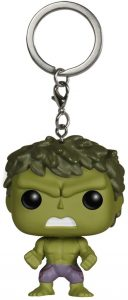 Llavero Funko POP de Hulk Age of Ultron - Los mejores llaveros FUNKO POP de Hulk de Marvel - Keychain FUNKO POP