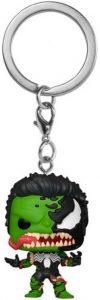 Llavero Funko POP de Hulk Venomized - Los mejores llaveros FUNKO POP de Venom de Marvel - Keychain FUNKO POP
