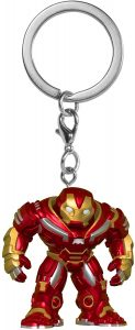 Llavero Funko POP de Hulkbuster - Los mejores llaveros FUNKO POP de Iron man de Marvel - Keychain FUNKO POP