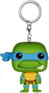 Llavero Funko POP de Leonardo - Los mejores llaveros FUNKO POP de las tortugas ninja - Keychain FUNKO POP