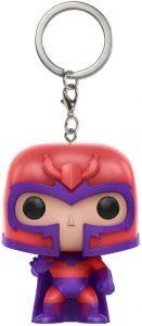 Llavero Funko POP de Magneto clásico - Los mejores llaveros FUNKO POP de Magneto de Marvel - Keychain FUNKO POP