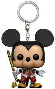 Llavero Funko POP de Mickey Mouse de Kingdom Hearts - Los mejores llaveros FUNKO POP de Kingdom Hearts - Keychain FUNKO POP