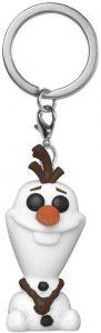 Llavero Funko POP de Olaf de Frozen 2 - Los mejores llaveros FUNKO POP de Frozen de Disney - Keychain FUNKO POP