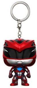 Llavero Funko POP de Power Ranger Rojo - Los mejores llaveros FUNKO POP de Power Rangers - Keychain FUNKO POP