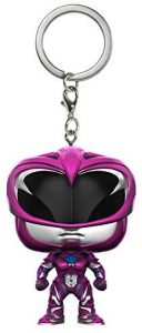 Llavero Funko POP de Power Ranger Rosa - Los mejores llaveros FUNKO POP de Power Rangers - Keychain FUNKO POP