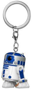 Llavero Funko POP de R2-D2 de Star Wars - Los mejores llaveros FUNKO POP de Star Wars - Keychain FUNKO POP