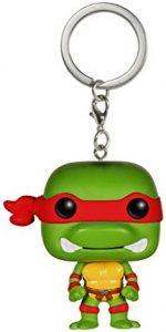 Llavero Funko POP de Raphael - Los mejores llaveros FUNKO POP de las tortugas ninja - Keychain FUNKO POP