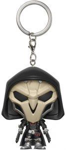 Llavero Funko POP de Reaper - Los mejores llaveros FUNKO POP de Overwatch - Keychain FUNKO POP