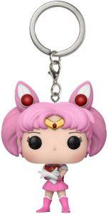 Llavero Funko POP de Sailor Chibi Moon - Los mejores llaveros FUNKO POP de Sailor Moon - Keychain FUNKO POP