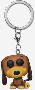 Llavero Funko POP de Slinky de Toy Story - Los mejores llaveros FUNKO POP de Toy Story de Disney - Keychain FUNKO POP