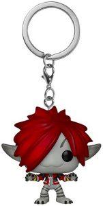 Llavero Funko POP de Sora Monstruos SA de Kingdom Hearts - Los mejores llaveros FUNKO POP de Kingdom Hearts - Keychain FUNKO POP