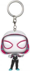 Llavero Funko POP de Spider Gwen - Los mejores llaveros FUNKO POP de Spiderman de Marvel - Keychain FUNKO POP