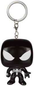 Llavero Funko POP de Spiderman Black Suit - Los mejores llaveros FUNKO POP de Spiderman de Marvel - Keychain FUNKO POP