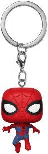 Llavero Funko POP de Spiderman Peter Parker - Los mejores llaveros FUNKO POP de Spiderman de Marvel - Keychain FUNKO POP