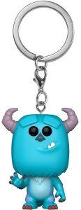 Llavero Funko POP de Sulley de Monstruos S.A. - Los mejores llaveros FUNKO POP de Monstruos S.A. de Disney - Keychain FUNKO POP