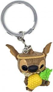 Llavero Funko POP de Tiki Stitch de Lilo y Stitch - Los mejores llaveros FUNKO POP de Lilo y Stitch de Disney - Keychain FUNKO POP