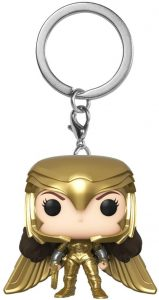 Llavero Funko POP de Wonder Woman 1984 con casco - Los mejores llaveros FUNKO POP de Wonder Woman de DC - Keychain FUNKO POP