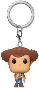 Llavero Funko POP de Woody de Toy Story 4 - Los mejores llaveros FUNKO POP de Toy Story 4 de Disney - Keychain FUNKO POP