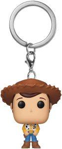Llavero Funko POP de Woody de Toy Story - Los mejores llaveros FUNKO POP de Toy Story de Disney - Keychain FUNKO POP