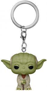 Llavero Funko POP de Yoda de Star Wars - Los mejores llaveros FUNKO POP de Star Wars - Keychain FUNKO POP