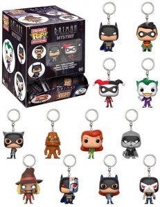 Llavero Funko POP de personajes de Batman - Los mejores llaveros FUNKO POP de Harley Quinn de DC - Keychain FUNKO POP
