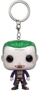 Llavero Funko POP del Joker Escuadrón Suicida - Los mejores llaveros FUNKO POP de Joker de DC - Keychain FUNKO POP