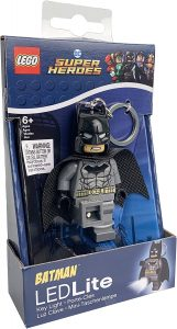 Llavero de Batman de LEGO - Los mejores llaveros de DC - Keychain