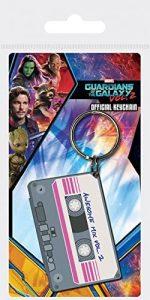 Llavero de Cassete de Star Lord - Los mejores llaveros de Star Lord de Marvel - Keychain