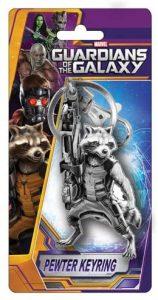 Llavero de figura de Rocket Racoon - Los mejores llaveros de Rocket Racoon de Marvel - Keychain