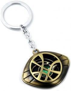 Llavero de la gema del tiempo de Dr. Strange - Los mejores llaveros de Doctro Extraño de Marvel - Keychain