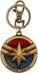 Llavero de logo de Capitana Marvel - Los mejores llaveros de Capitana Marvel de Marvel - Keychain