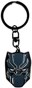 Llavero de máscara de Black Panther - Los mejores llaveros de Black Panther de Marvel - Keychain