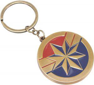 Llavero de símbolo de Capitana Marvel - Los mejores llaveros de Capitana Marvel de Marvel - Keychain
