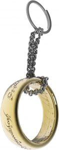 Llavero del anillo único del Señor de los Anillos - Los mejores llaveros del Señor de los Anillos - Keychain