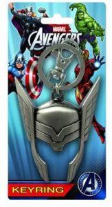 Llavero del casco de Thor - Los mejores llaveros de Thor de Marvel - Keychain