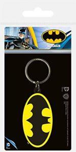 Llavero del logo de Batman - Los mejores llaveros de DC - Keychain