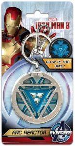 Llavero del reactor de Iron man - Los mejores llaveros de Iron man de Marvel - Keychain